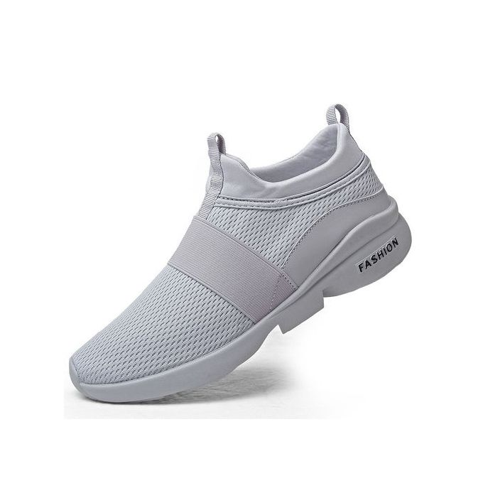 5dc3df6837 Men Running Shoes Sport Big Size Shoes Sneakers Men s Breathable Casual  Athletic Trainers ...