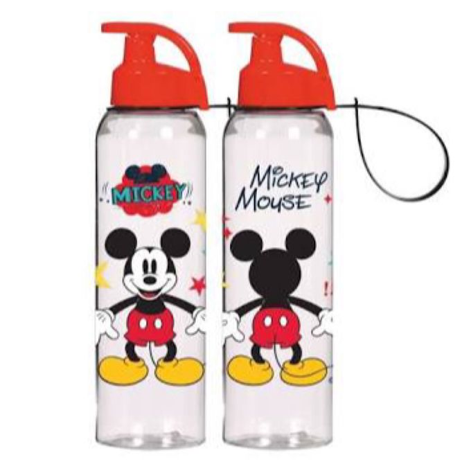 زجاجة مياه بلاستيك – ميكي ٧٥٠ مل –  مصر