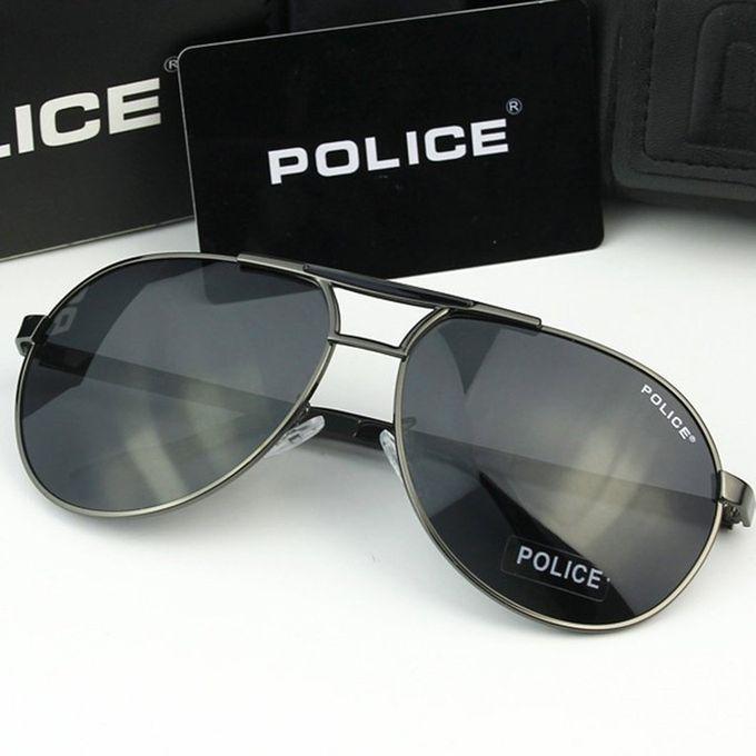 1df104914 Fashion Men's Polarized Sunglasses Anti UV Glasses Gun Gray - Jumia مصر