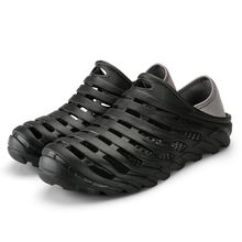 6cdf35a4d Lightweight Breathable Sandals Anti-Slip Quick Drying Beach Water Shoes
