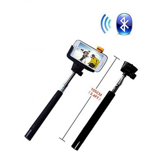 generic z07 5 wireless bluetooth extendable phone selfie stick monopod buy online jumia egypt. Black Bedroom Furniture Sets. Home Design Ideas