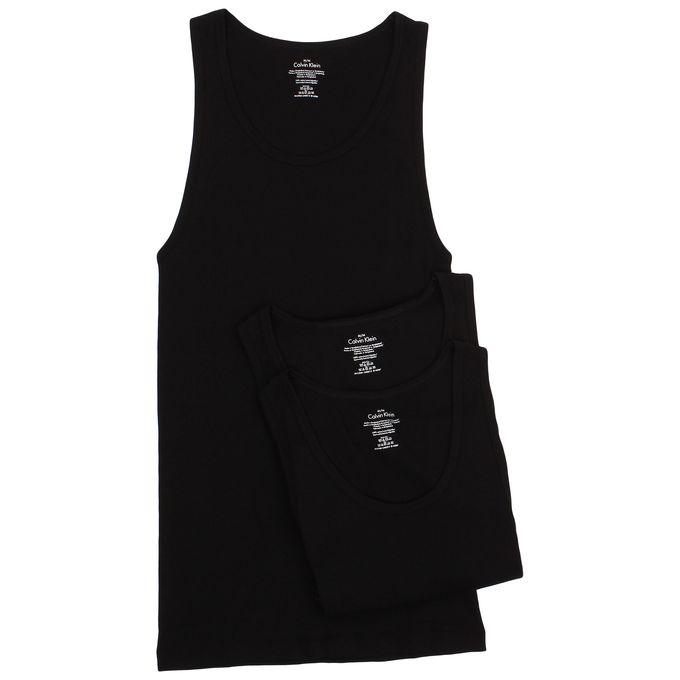 72156bb33c Sale on Calvin Klein Underwear Cotton Classic Tank 3-Pack NM9070 ...