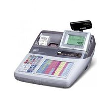 TE-4000 Electronic Cash Register and POS - White