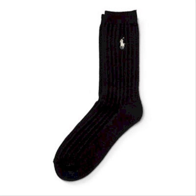 Textured Rib Boot Socks