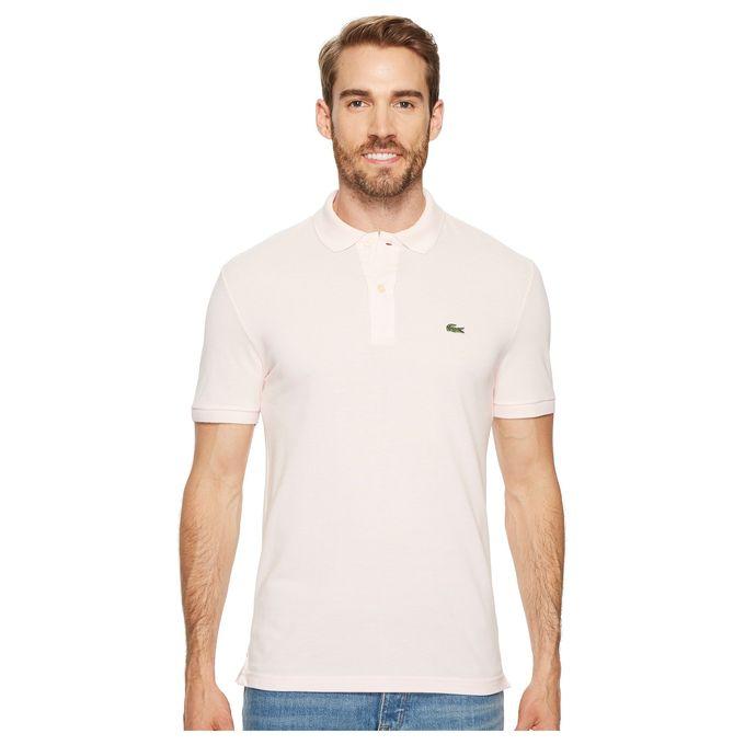 4362cef93 Sale on Lacoste Short Sleeve Slim Fit Pique Polo | Jumia Egypt