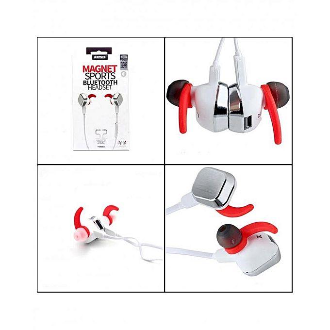 Sale on RM-S2 Magnet Headset Bluetooth 4.1 Earphone Stereo ...