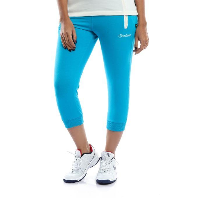 9199d64e27 Sale on Women Cotton Crop Pants - Turqiouse | Jumia Egypt