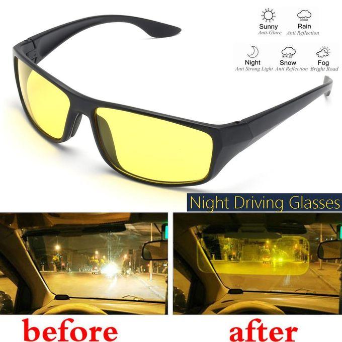 Night Driving Glasses Vision Anti Glare
