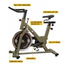 Best Fitness Spinning Bike - 125 kg