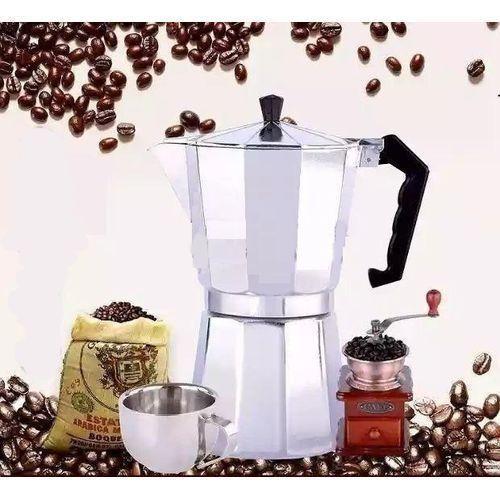 Espresso Coffee Maker - 6 Cups