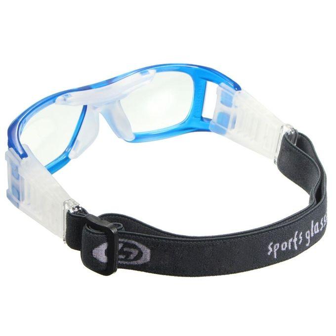 a67603de991 ... Basketball Soccer Football Sports Glasses Protective Eyewear Bike Eye  Goggles Em Blue ...
