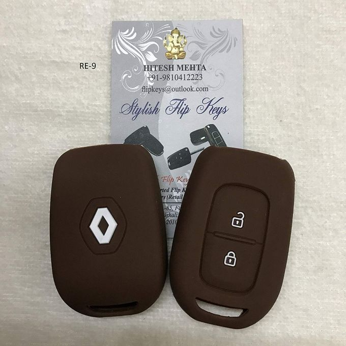 Sale On Silicone Key Cover For New Renault Duster Renault Kwid