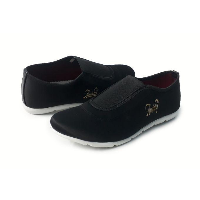 d6338fa09 أحذية مريحة للقدم - اسود أحذية مريحة للقدم - اسود ...