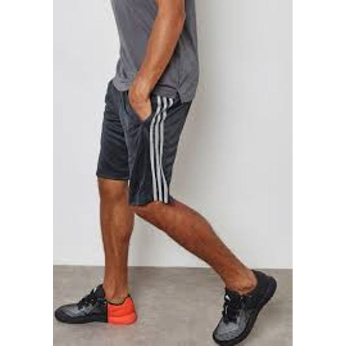 90a9071463 Jumia Anniversary Deal! Sale on MEN TRAINING D2M 3-STRIPES SHORTS ...