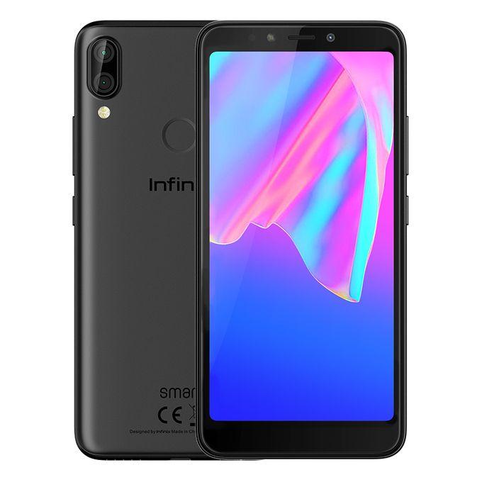 X5514D Smart 2 Pro - 5 5-inch 16GB/2GB Dual SIM 4G Mobile Phone - Sandstone  Black