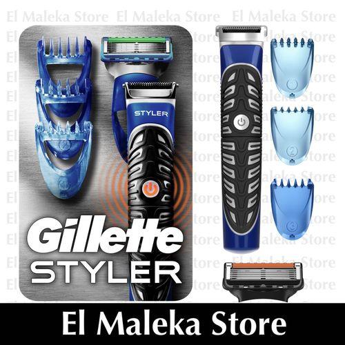 Gillette Fusion ProGlide Styler - Beard Trimmer   Power Razor - 1 Count 50cba51eeff44