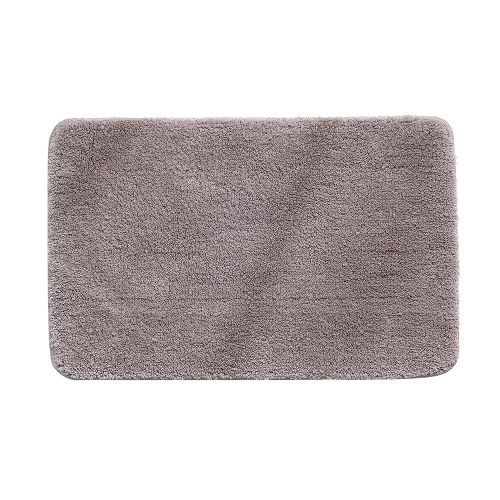 Microfiber Rug Carpet Soft Indoor Bathroom Floor Mat Anti-slip Water Absorbent Machine Washable