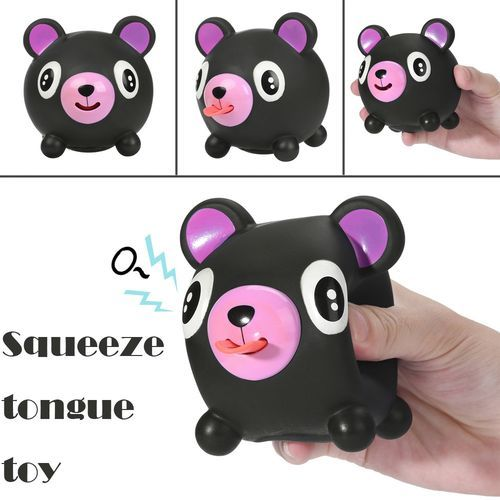 Schoolcool Cute Squeeze Stress Tongues Alternative Humorous Light Hearted Funny Toy