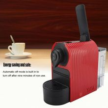 4f2c2916f Nespresso Capsule Coffee Machine Espresso Maker For Hot Drinks Milk Frother