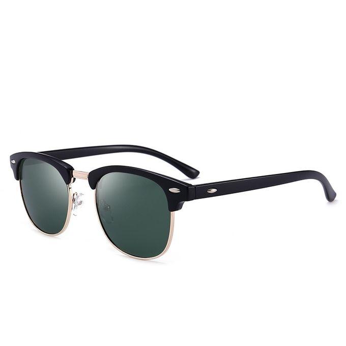 d7efa6c5a8 OEM New Arrivel Classic Unisex Polarized Sunglasses Men Women Vintage  Outdoor Square Mirror Sun Glasses UV400 Rays Drive Eyewear 3016-blue