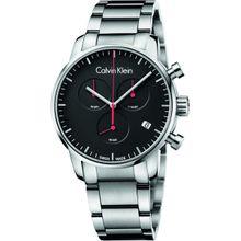 28f3b31a7 Calvin Klein K2G27141 Mens City Silver Steel Chronograph Watch