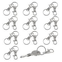 308ab0113e991 20 Small Removable Screw Caps For Key Rings - Carabiner Key Chain -  Cosmetics  amp