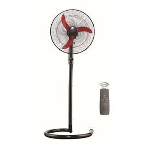 """Shabah Stand Fan With Remote Control - 18"""""""