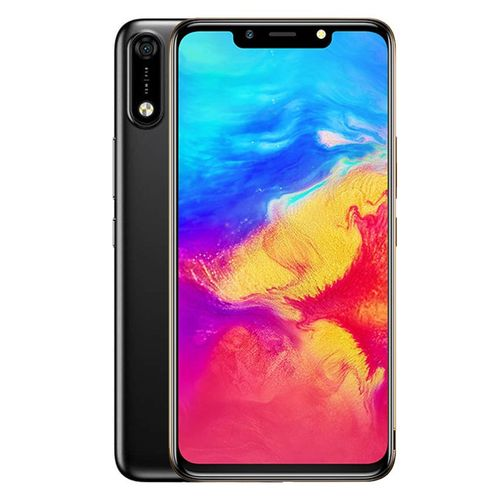 X624 Hot 7 - 6.2-inch 16GB Dual SIM 4G Mobile Phone - Sandstone Black