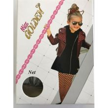 3caf4b5b33b33 Miss Golden High Waist Nylon Fishnet Collant For Girls