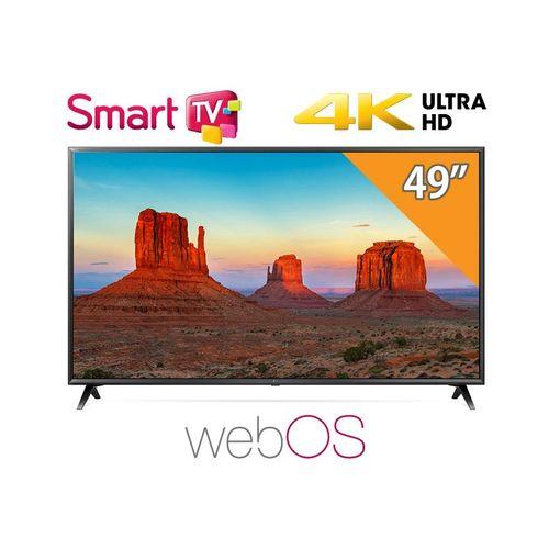 49UK6300PVB - 49-inch UHD 4K Smart TV with ThinQ AI