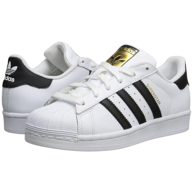 newest d63ce 3fb61 Adidas Originals Kids Superstar - Foundation (Big Kid)