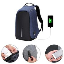 afa7892ac Business Anti-theft Water Resistant Polyester Laptop Backpack With USB  Charging Port, Lightweight Multifunction