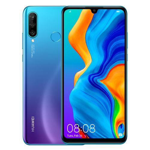 سعر ومواصفات هواوى p30 لايت فى مصر من جوميا Huawei P30 Lite - 6.15-inch 128GB/4GB 4G Mobile Phone - Peacock Blue