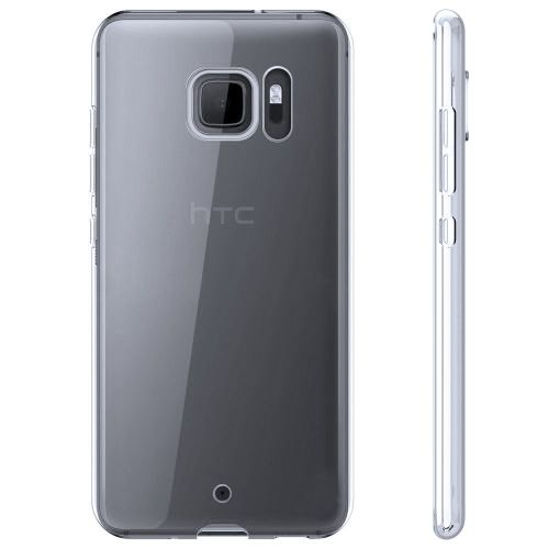 the best attitude e2f14 4d55f Back Cover - For HTC U Ultra High Protection - Clear