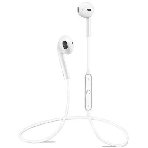 Bluetooth Earphones For iPhone - White