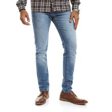 a7361953f4958 Washed Regular Fit Men Jeans - Blue Black