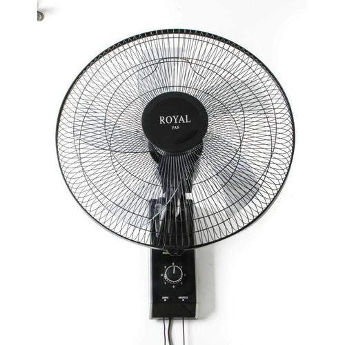"""Wall Fan - 18"""" - 5 Blades - Black"""