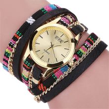 7227a6bc66b73 Olivaren  CCQ Women Fashion Casual Analog Quartz Women Watch Bracelet Watch