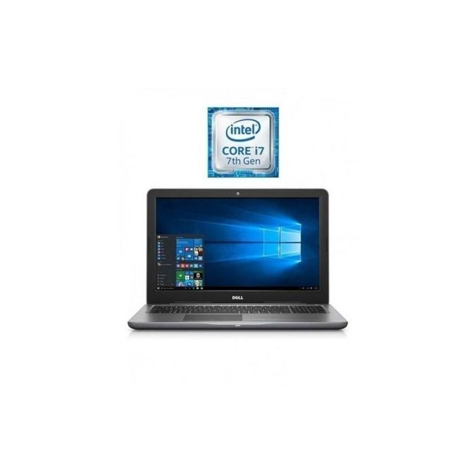 Inspiron 15-5567 Laptop - Intel Core i7 - 16GB RAM - 2TB HDD - 4GB GPU - 15.6 Full HD - Black
