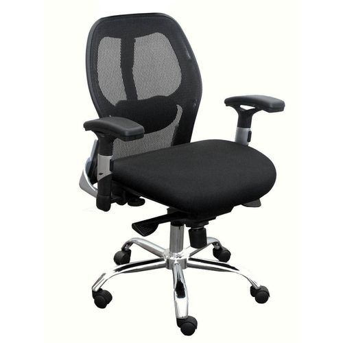 Medical Mesh Office Chair - Medium - Black