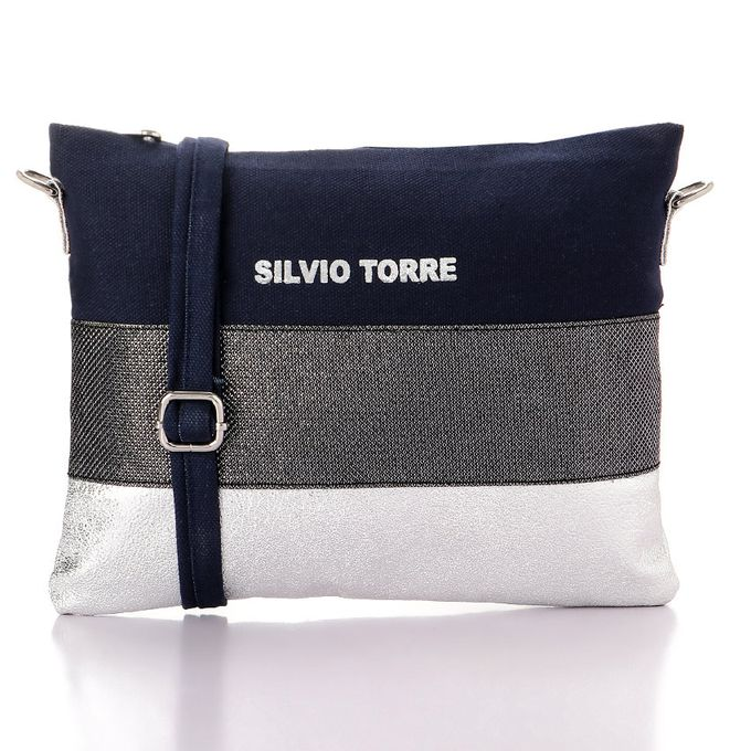 847daa4b3657 Sale on Women Gillitery Elegant Shoulder Bag - Navy   Silver