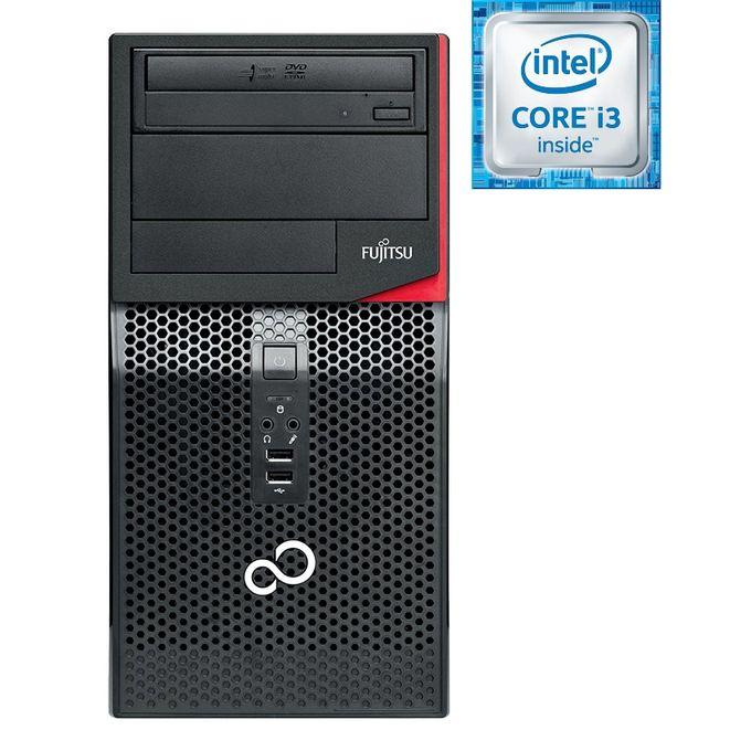 ديسك توب Esprimo P556 E85+ - انتل كور i3 - رام 4 جيجا بايت - هارد ديسك درايف 500 جيجا بايت - معالج رسومات انتل - DOS