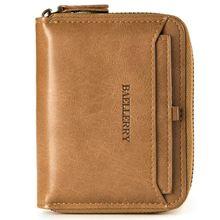 PU Leather Men Wallets Card Holder Purse Fashion Male Clutch