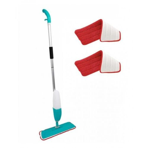 MicroFiber Spray Mop - 0.85 L + 2 Free Towels