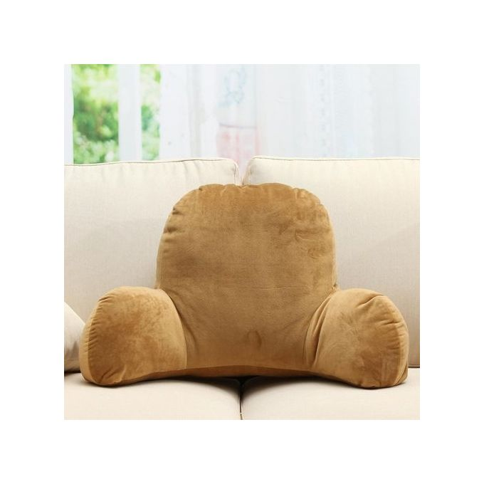 Lounger Back Pillow Sofa Bed Chair Waist Rest Support Office Home Seat Cushion Coffee –  مصر