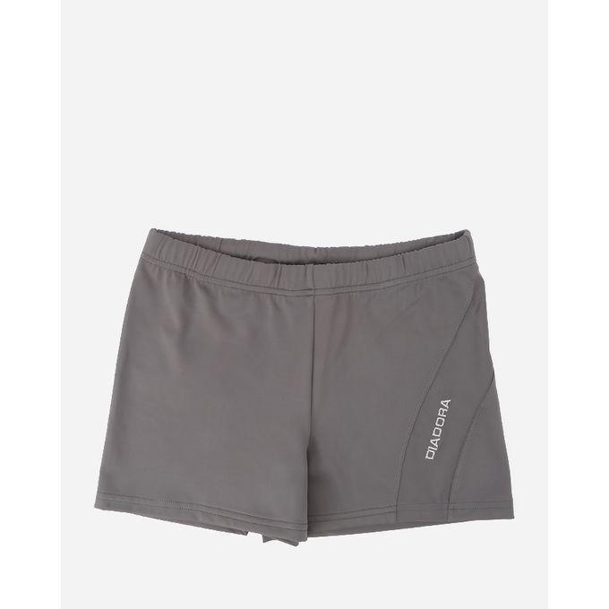 892aa6a7ce Solid Swim Short - Grey