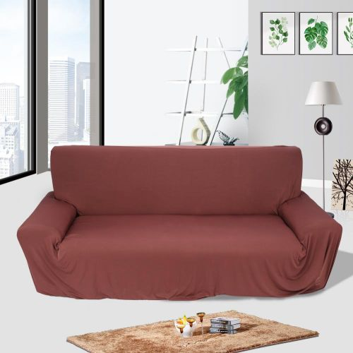 Easy Fit Stretch Elastic Fabric Settee Protector Sofa Covers