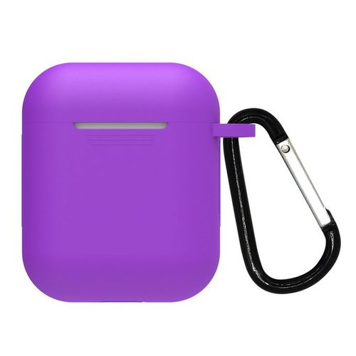 meet 2d451 f8807 AirPods Silicone Case - Purple