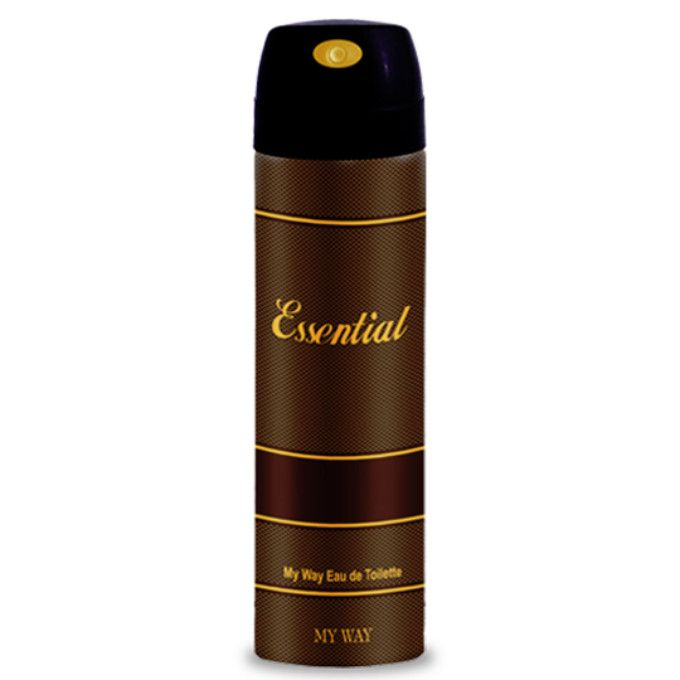 dfb853f28 ... Essential - EDT - For Men - 55 Ml+ Essential Body Spray - For Men ...
