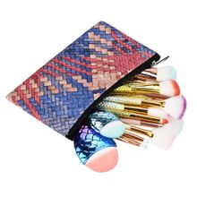 92dbe739db45e Dtrestocy Travel Cosmetic Bag Girl Fashion Multifunction Makeup Pouch  Zipper Storage